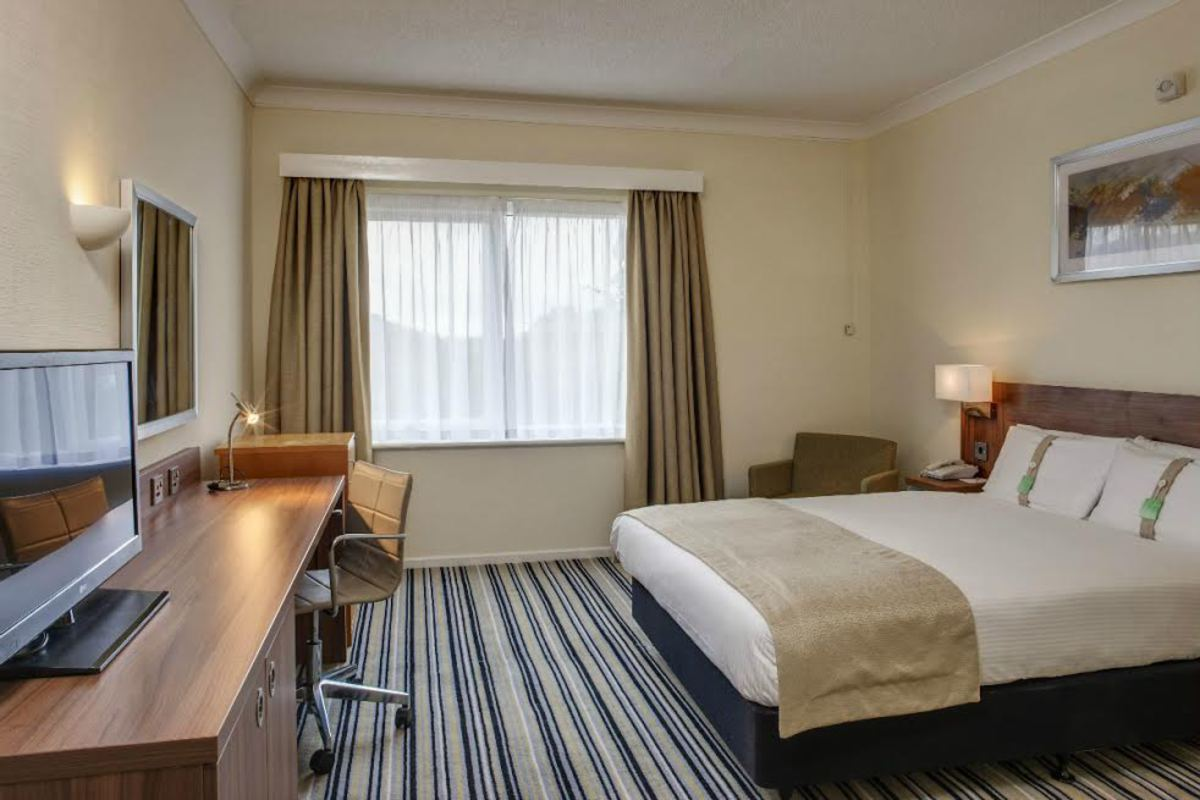 Holiday Inn Washington family rooms